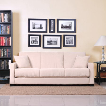 Tahoe Convert-A-Couch Sofa Sleeper, Multiple Colors