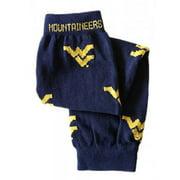 Little Big Fan West Virginia Univ Arm & Leg Warmers - Scattered