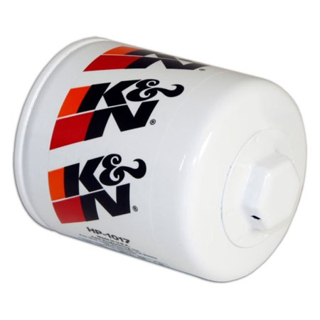 K&N HP-1017 Performance Gold Oil Filter Fit For Cadillac Chevrolet Dodge GMC Jeep (Kohler 25 Hp Oil Filter Cross Reference)