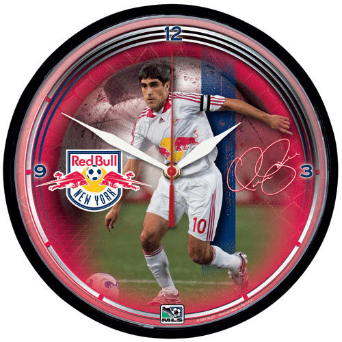New York Red Bulls Reyna Clock