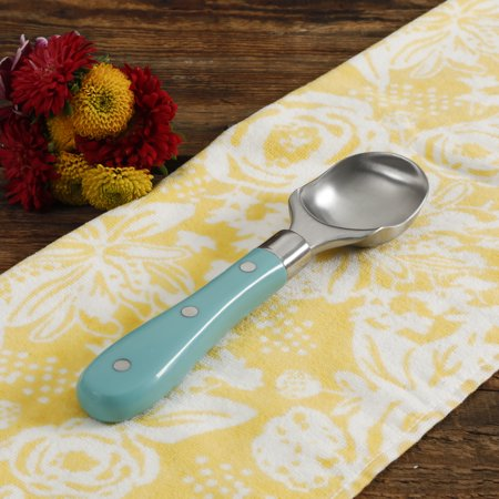 The Pioneer Woman Frontier Collection Teal Ice Cream Scoop