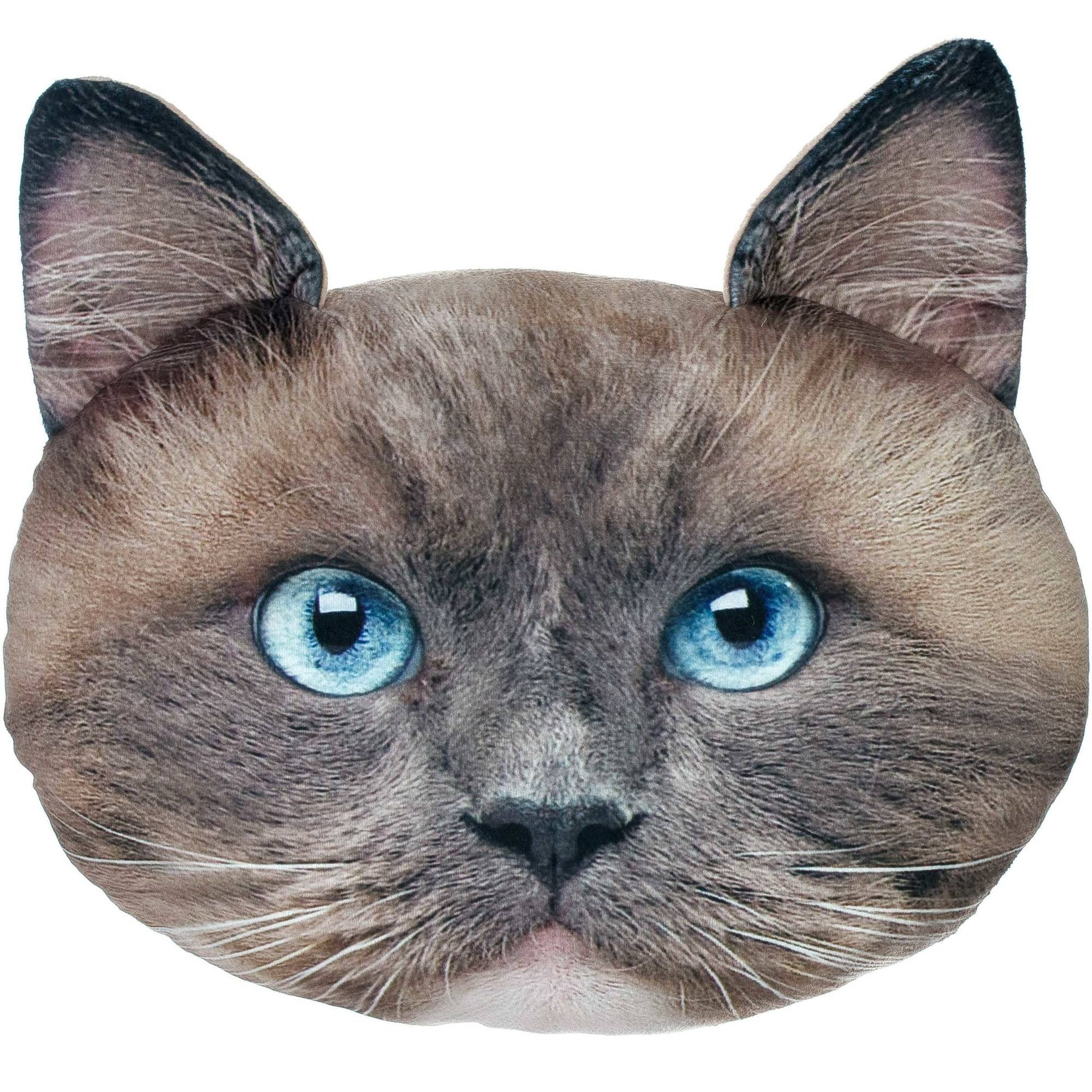 Rag Doll Cat Plush Photo Real  Pillow