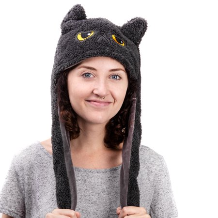 SMOKO Animated Grumpy Cat Beanie  32d4fc8c4b