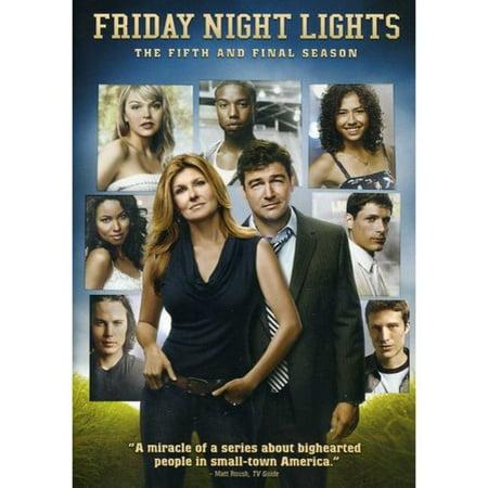 Friday Night Is Music Night Halloween (Friday Night Lights: Season Five - The Final Season)