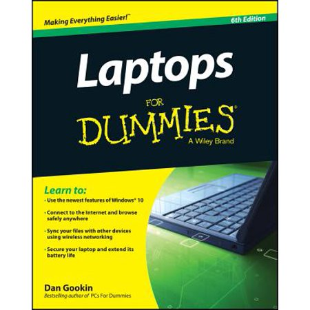 Laptops for Dummies (Computer For Dummies Windows 7)