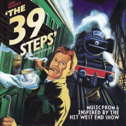 39 Steps: Music From & Inspired By West End / Ost
