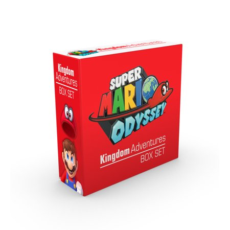 Kingdom Box (Super Mario Odyssey Kingdom Adventures Box)