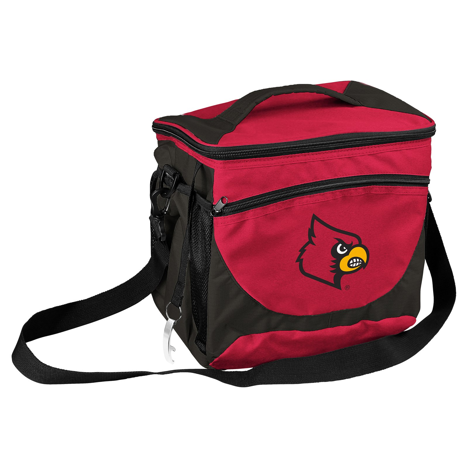 Louisville Cardinals 24 Can Cooler