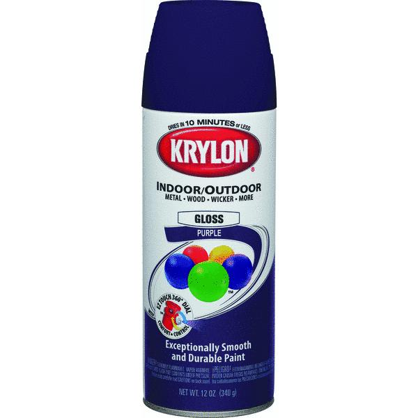 Krylon OSHA Spray Paint