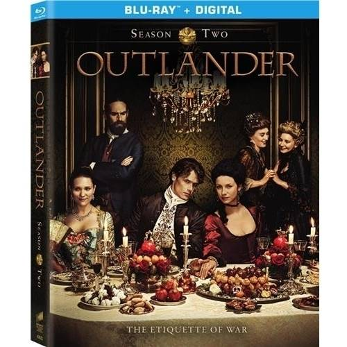 Outlander: Season Two (Blu-ray   Digital) (With INSTAWATCH) (Widescreen)