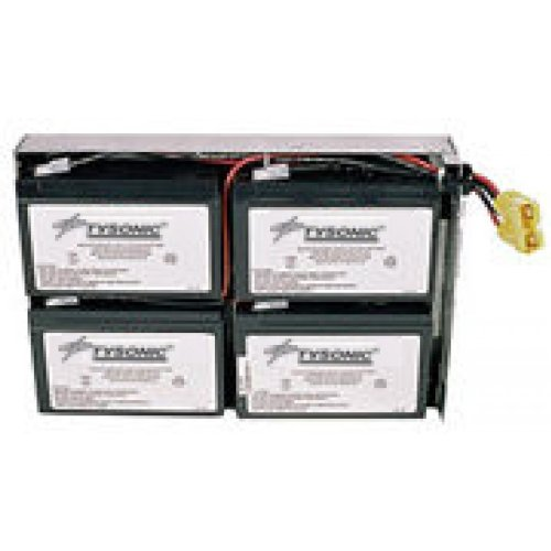 Harvard HBU-RBC24 Replacement Battery for APC SU1400RMJ2U