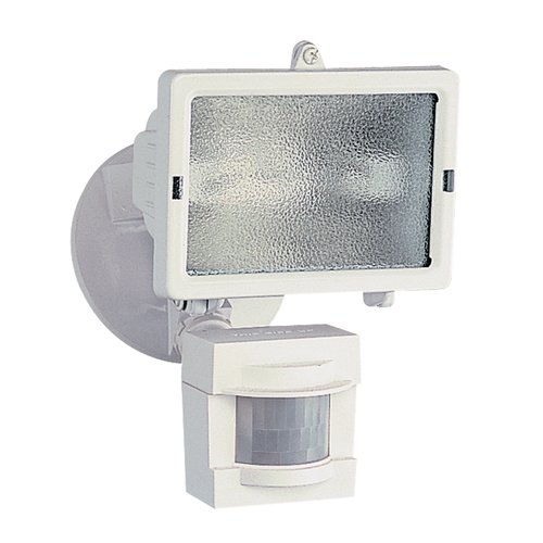 Heath-Zenith 110 Degree Motion Activated 1-Light Security Light