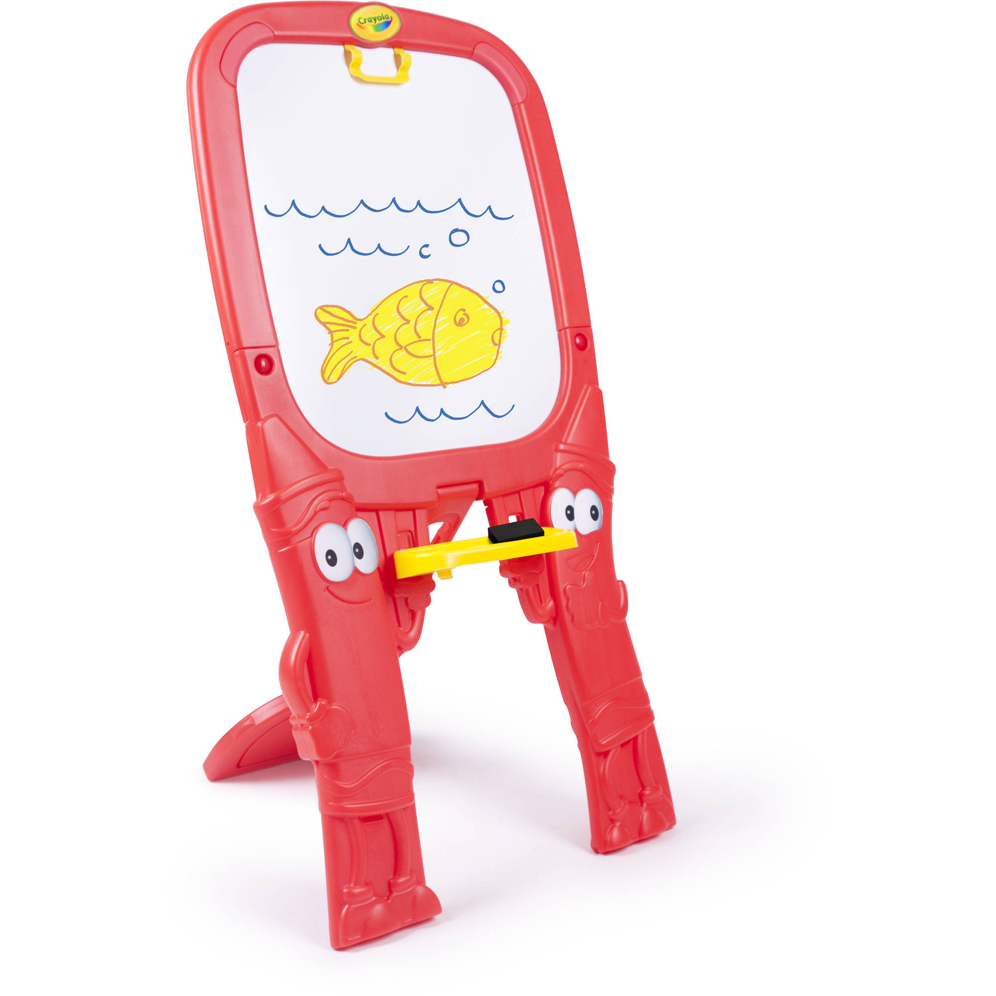 Crayola Qwikflip Double-Sided Easel