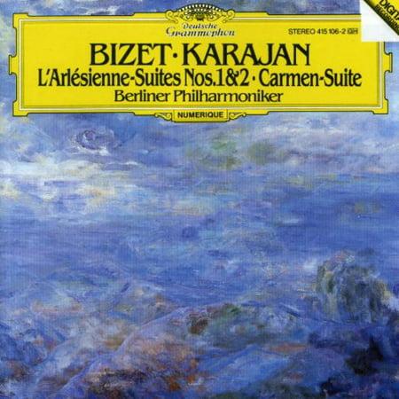 L'arlesienne Suites Nos 1 & 2 / Carmen -