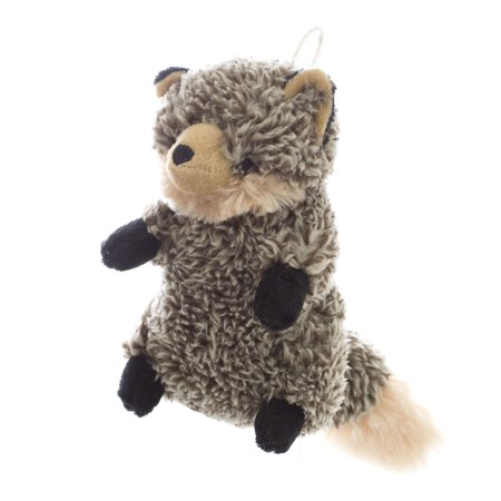 DanDee Dog Toy- Small Forest Critter Crazy Critters Dog