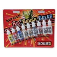 Jacquard Metallic Airbrush Exciter Pack