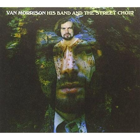 His Band & the Street Choir (CD) (The Music And The Mirror A Chorus Line)