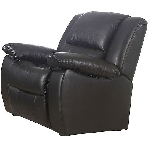 Clarksville Faux Leather Chair, Multiple Colors