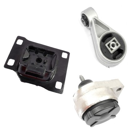 Ford Dohc Engine (00-03 Ford Focus 2.0 DOHC Engine Motor & Trans Mount Kit 3PCS. A3003 A2939)