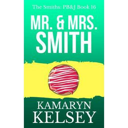 Pary Barry & John- The PJ's/ Mr. & Mrs. Smith - eBook (Mr And Mrs Smith Halloween Costume Ideas)