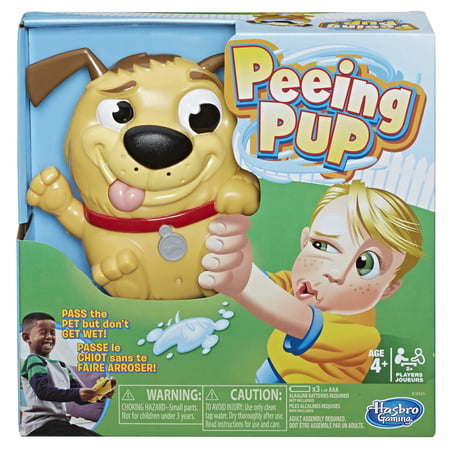 Peeing Pup Game, Fun Interactive Game for Kids Ages 4 and Up
