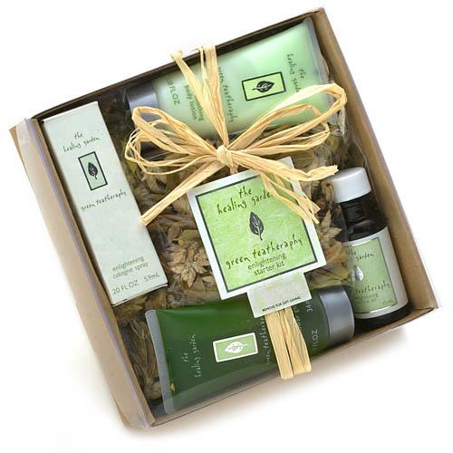 PDC Brands The Healing Garden Gingerlilytheraphy Enlightening Starter Kit, 1 ea