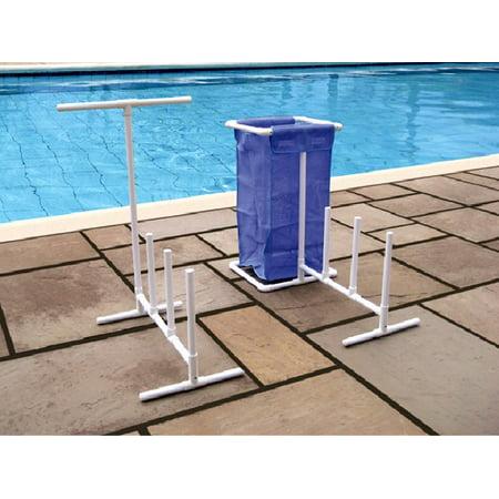 New Swimline Hydrotools 8903 Swimming Pool Mesh Bag Toys Poolside Organizer BNIB - Swimline Com