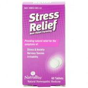 Natra Bio Stress Relief, 60 Count