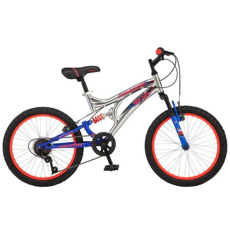 Mongoose Skatter Boy's Mountain Bike, 20