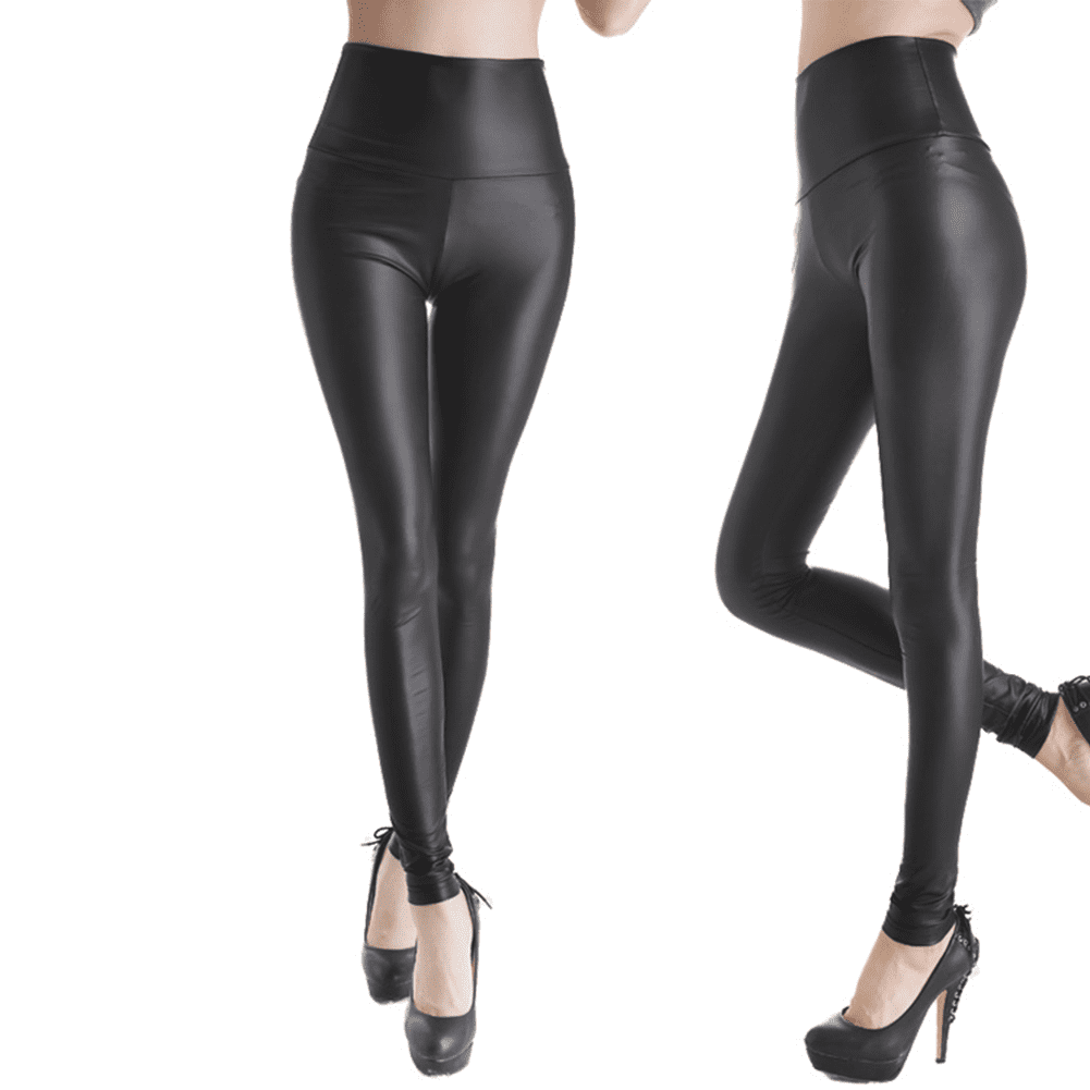 Womens leather pants sexy