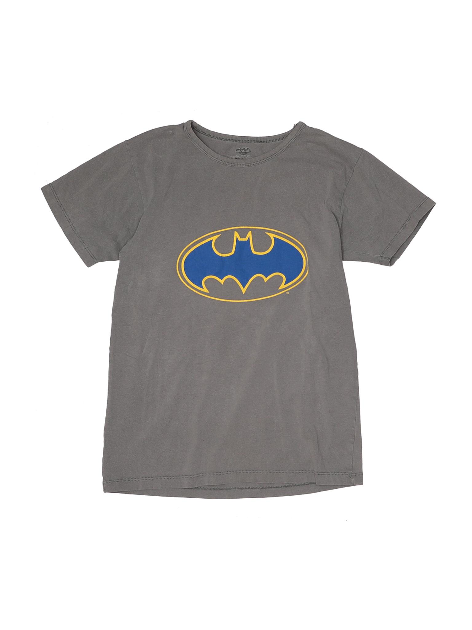 Shazam Boys T-Shirt Justice League Size Small 6//7 NEW