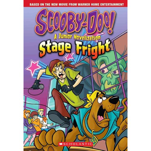 Stage Fright: A Junior Novelization