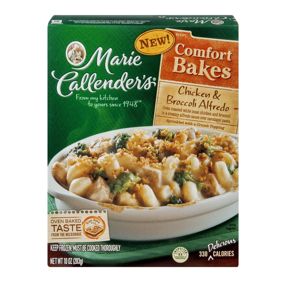 Marie Callender's Comfort Bakes Alfredo Chicken & Broccoli, 10.0 OZ
