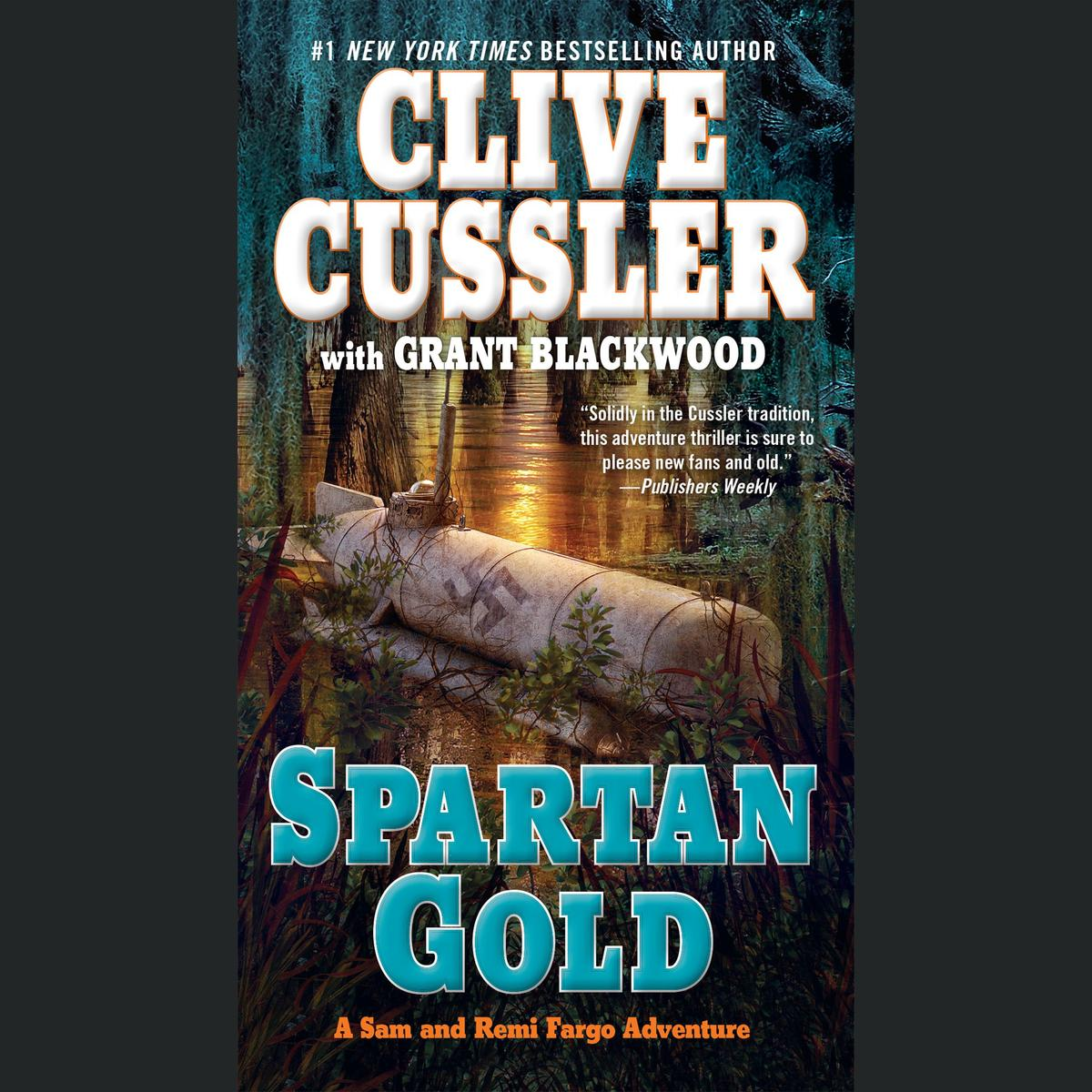 Spartan Gold - Audiobook