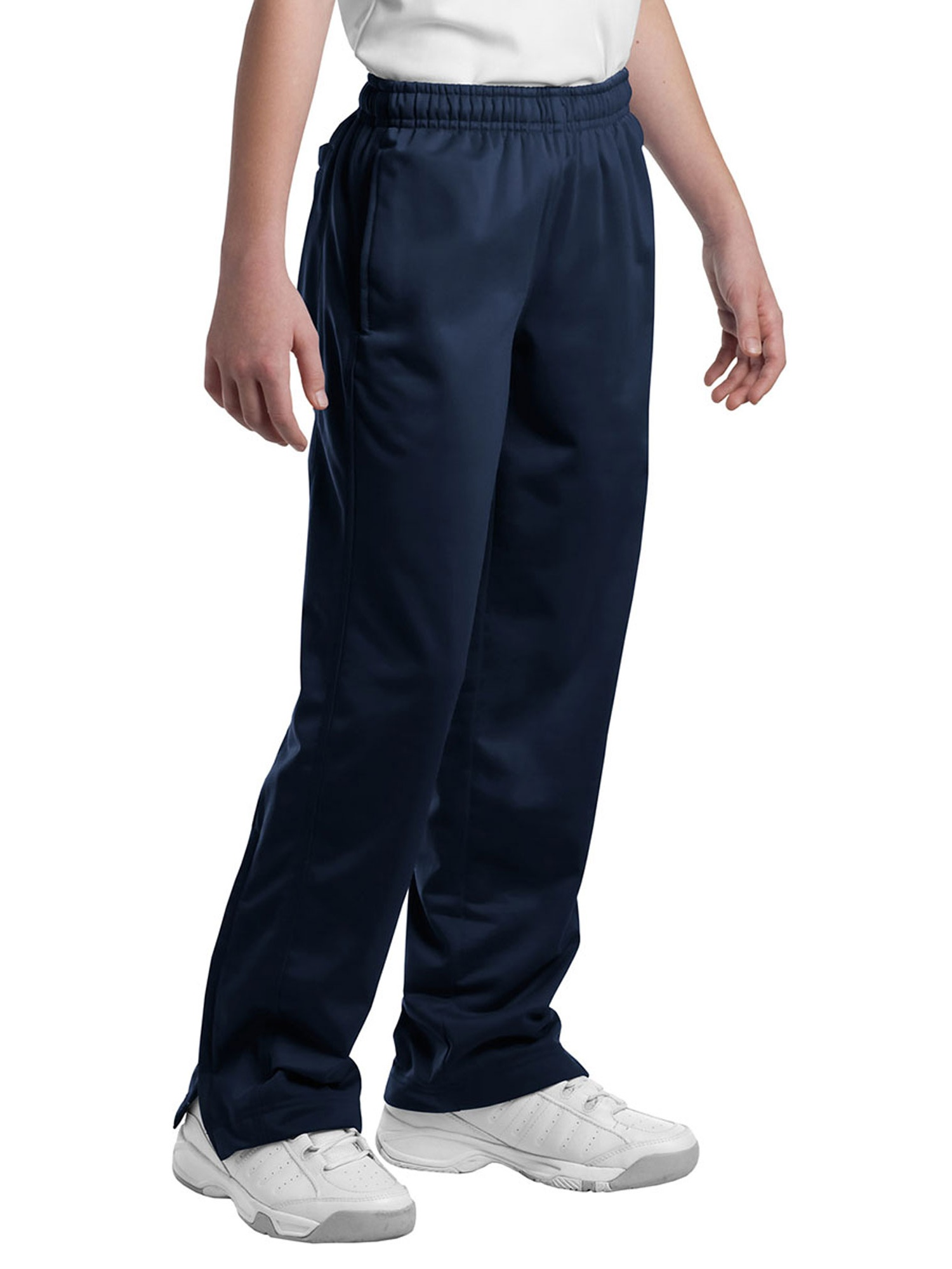 Sport-Tek Youth Tricot Relaxed Athletic Track Pant