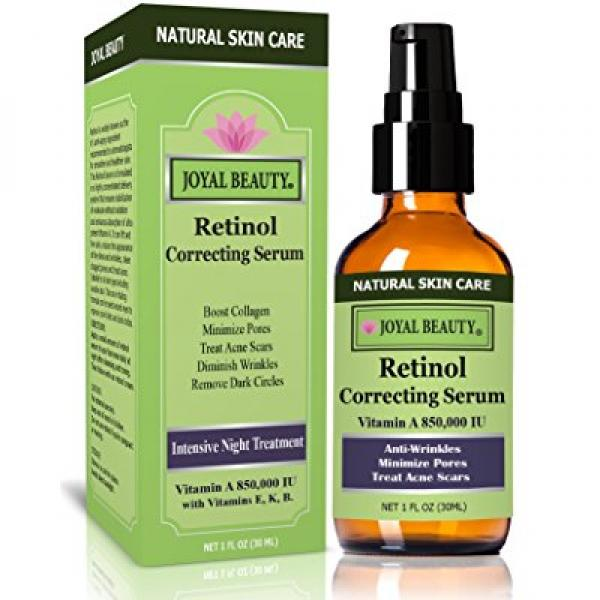 Joyal Beauty Anti-Wrinkles Retinol Serum for Face, 1 fl oz