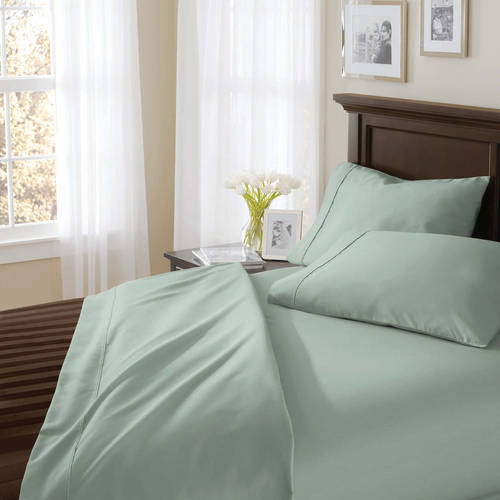 Better Homes & Gardens® 400 Thread Count White Full Sheet Set 4 pc Pack