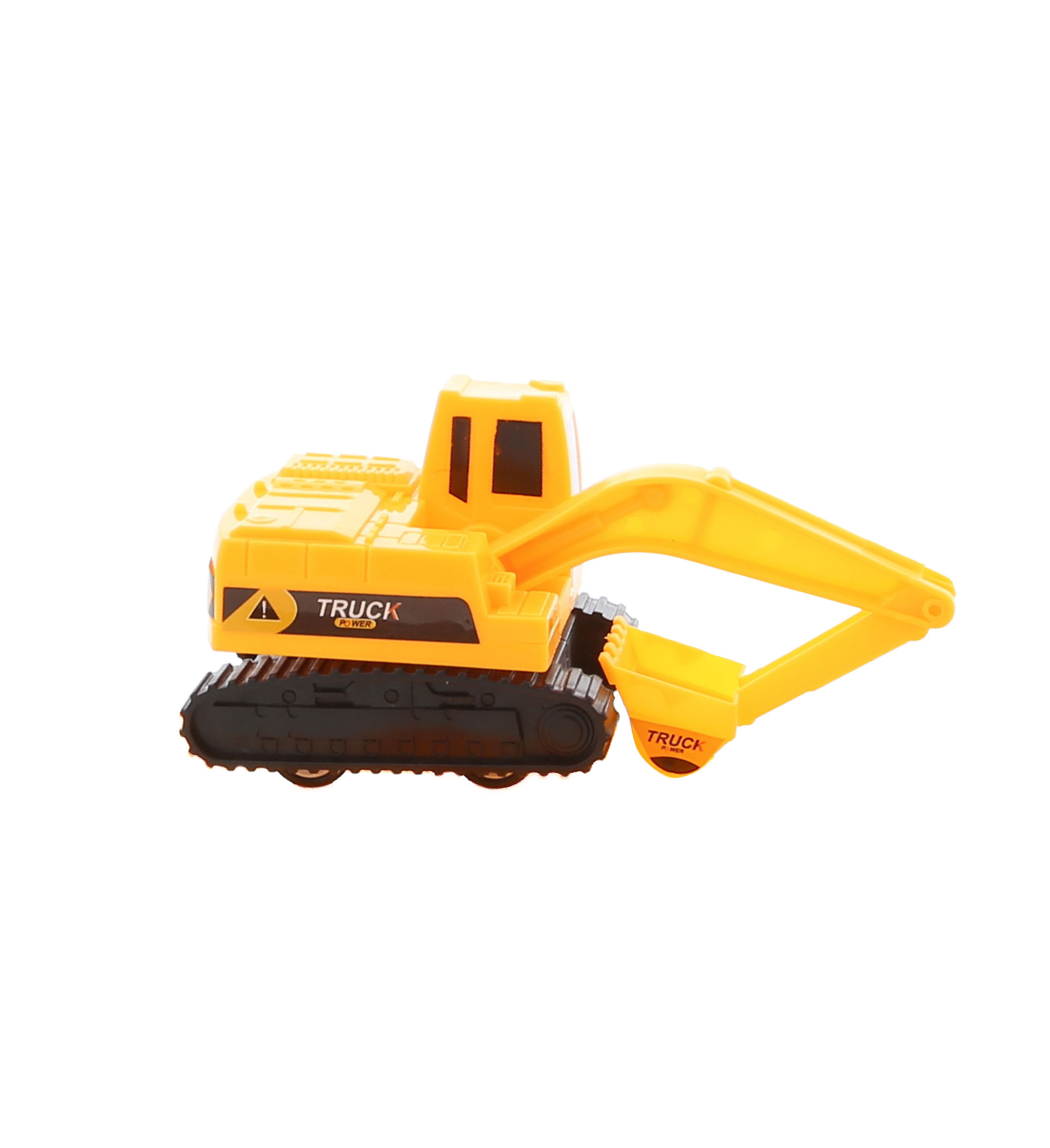 Tow Truck Mozlly Yellow Construction Vehicles Play Set Tractor Building Constructions Trucks Variety Toy Figure Kids Toddlers Boys Toys /& Games Dump Truck 3.5 Inch Friction Powered Excavator