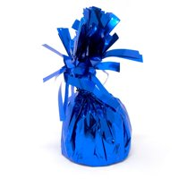 Foil Balloon Weight Party Decorations, 4-1/2-Inch, Royal Blue