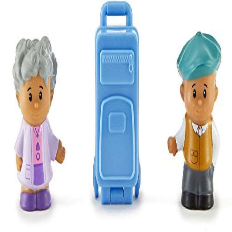 Fisher Price Little People Grandparents Figures by FISHER PRICE