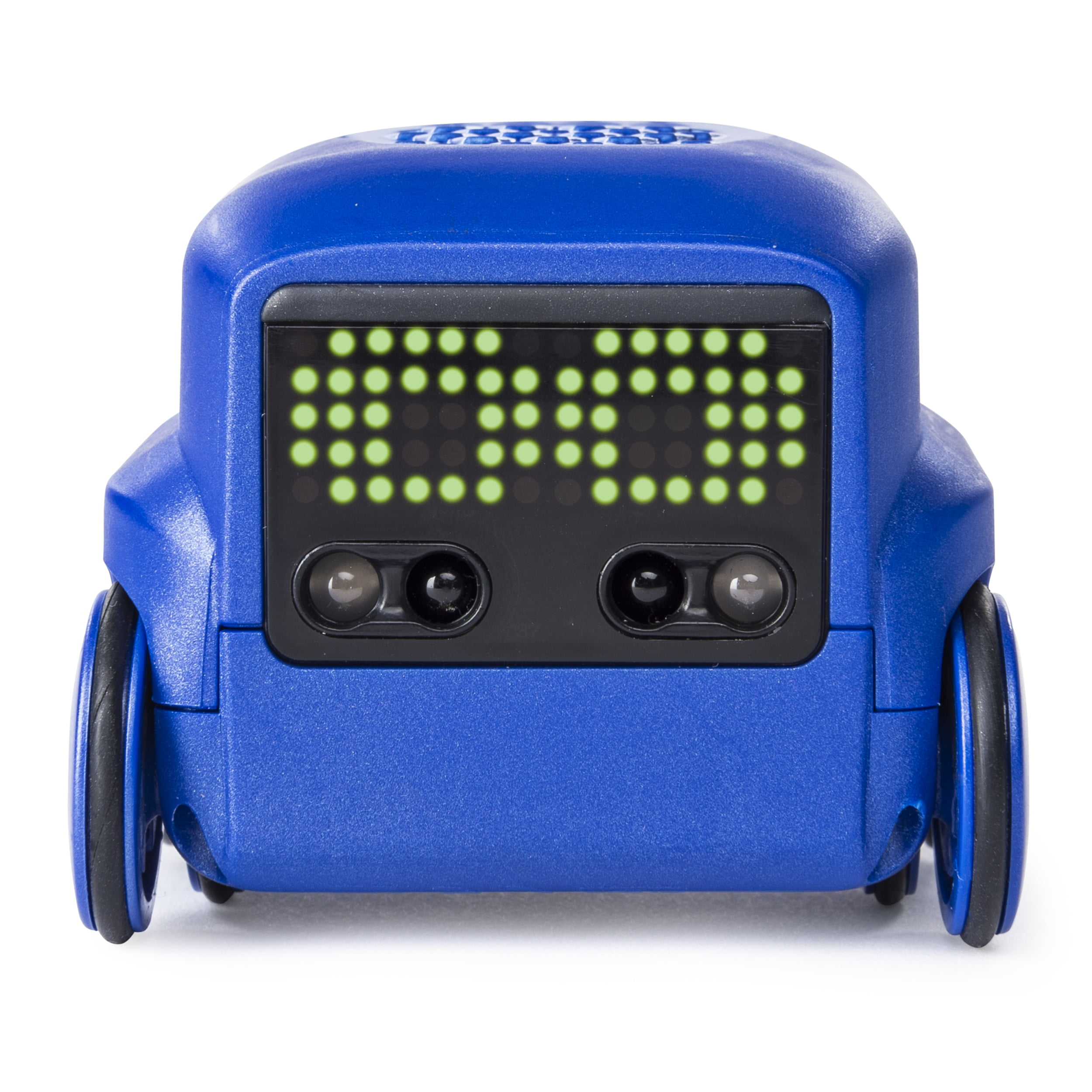 Boxer Interactive A.I. Robot Toy (Blue) with Personality and Emotions, for Ages 6 and Up by Spin Master Ltd