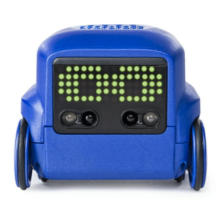 Boxer Interactive A.I. Robot Toy (Black) with Personality and Emotions, for Ages 6 and Up Image 1 of 8 Boxer Interactive A.I. Robot Toy with Personality and Emotions, for Ages 6 and Up Image