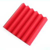 "Flame Retardance 12*12*2"" Studio Acoustic Foam Panel Tile Sound Absorption Proofing"