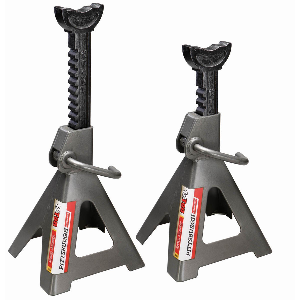 12 Ton Steel Jack Stands
