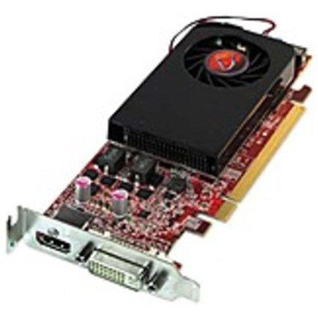 VisionTek 900549 Radeon HD 7750 SFF Graphics Card - Low Profile -