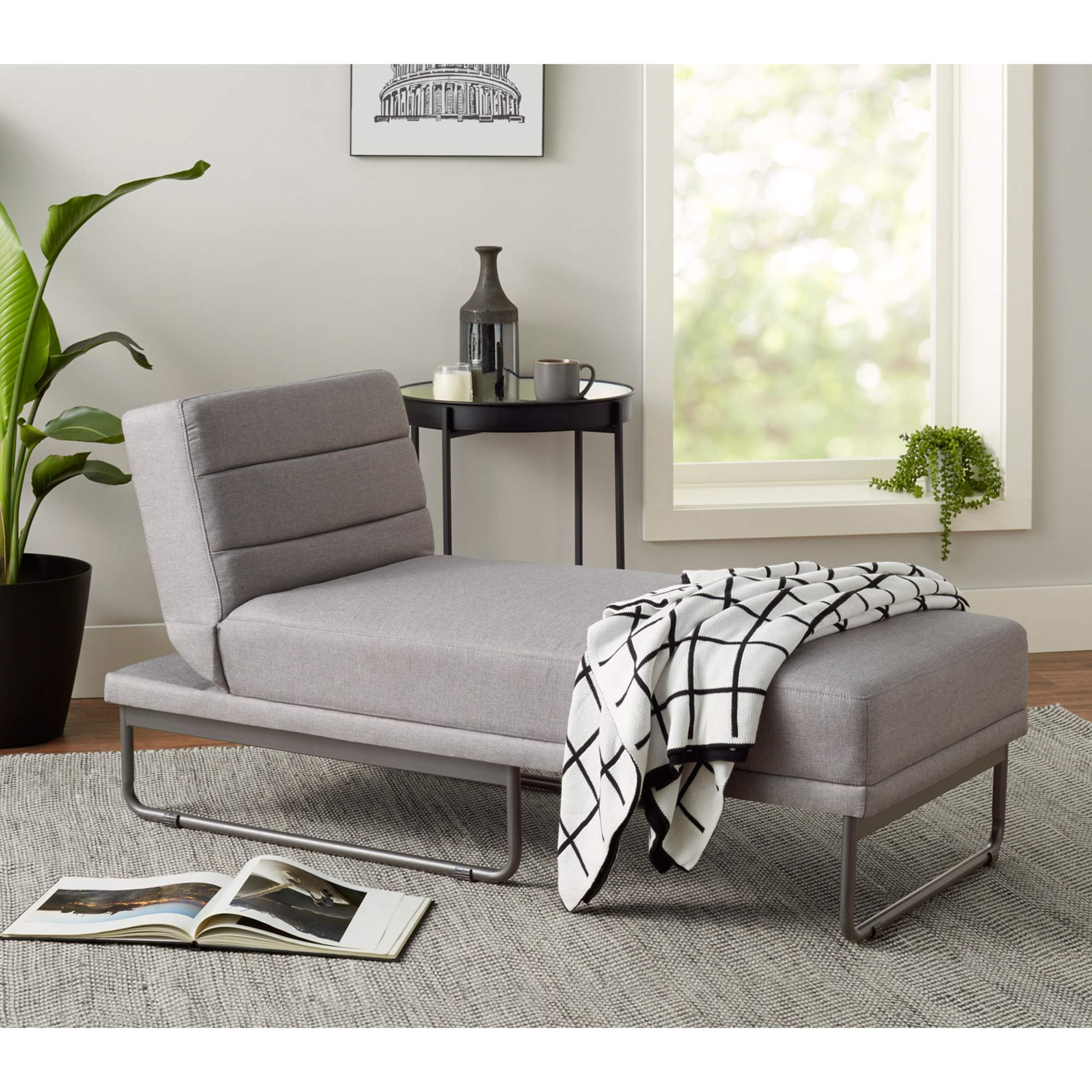 Mainstays Loop Chaise Lounge
