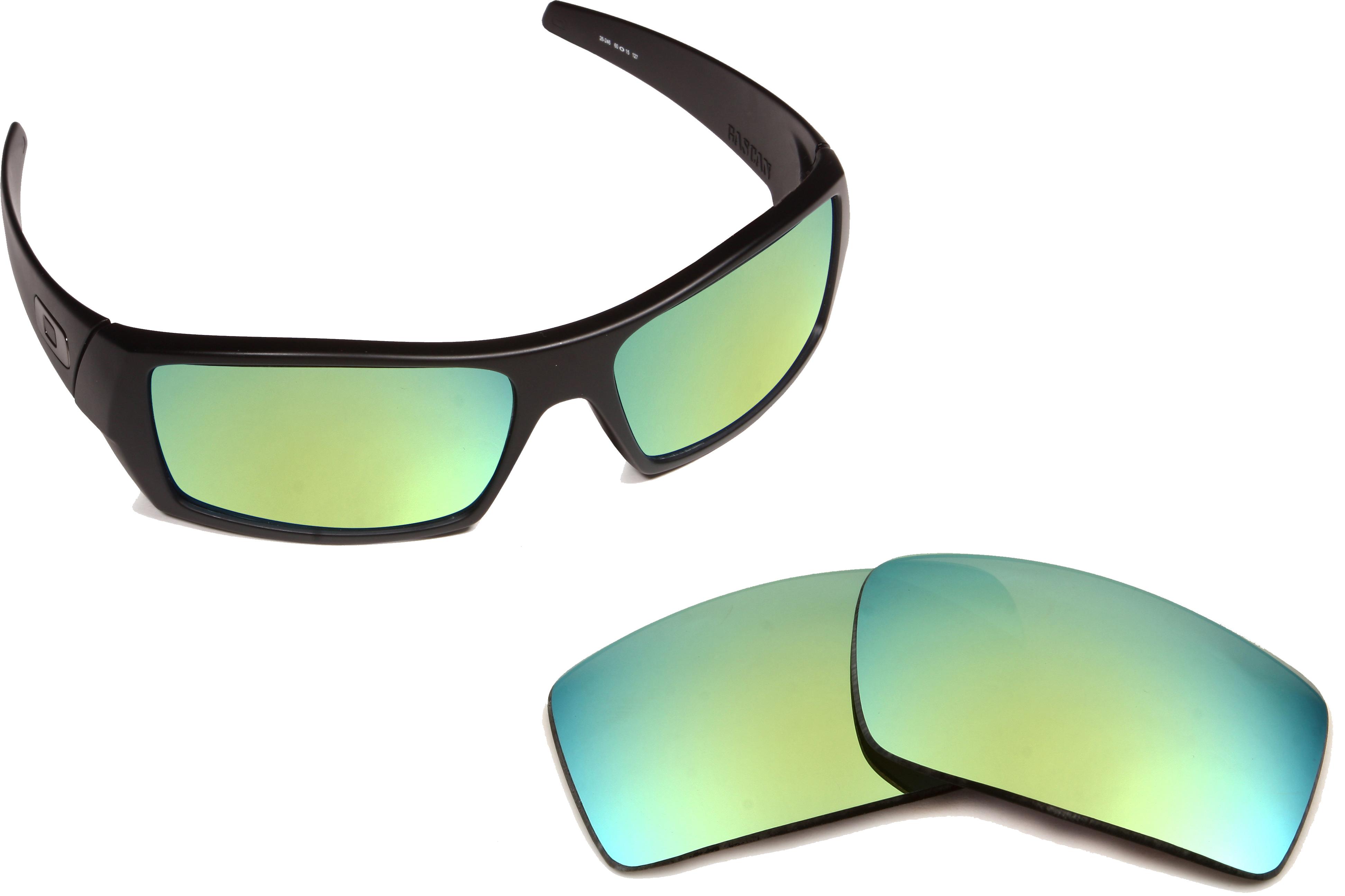 Seek Optics - New SEEK Replacement Lenses for Oakley Sunglasses GASCAN -  Multiple Options - Walmart.com 27c0b5c256cf