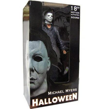 NECA Halloween Reel Toys Michael Myers Action Figure (Halloween Michael Myers Figure)