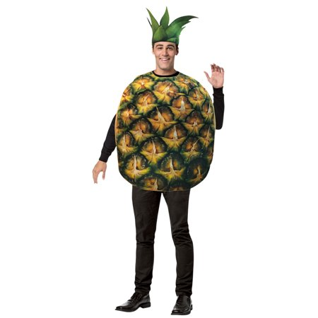Pineapple Get Real Costume](Pinapple Costume)