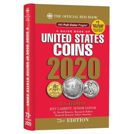 A Guide Book of United States Coins : Hidden Spiral 2020 73rd